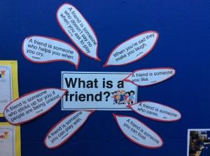 P3-friendship